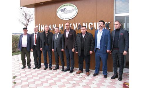 Ankara Büyükşehir Belediyesi ve Sincan Belediyesine Teşekkür