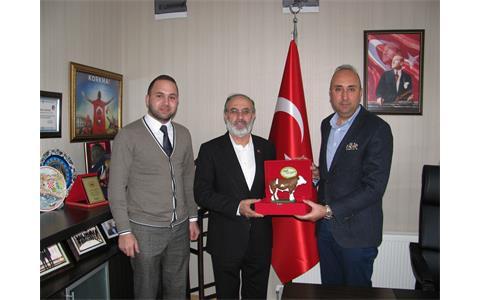 Ankara Milletvekilimizden Bölgemize Ziyaret