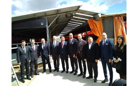 Ankara Valimizden Bölgemize Ziyaret