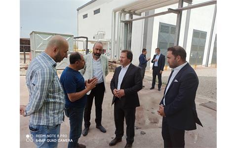 ANKESOB Başkanı Mehmet YİĞİNER'den Bölgemize Ziyaret