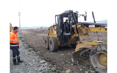 Ankara Büyükşehir Belediyesi ve Sincan Belediyesi Tarafından Bölgemizde Asfalt Çalışmaları