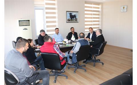 Karagöl Çiftliği Yetkilileriyle Toplantı