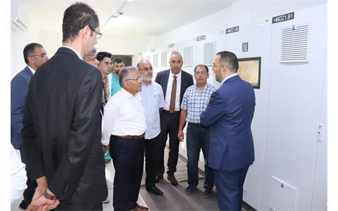 Kayseri Büyükşehir Belediye Başkanı Bölgemizde