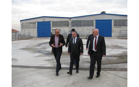 Sincan Belediye Başkanı Sn. Murat Ercan Bölgemizi Ziyaret Etti