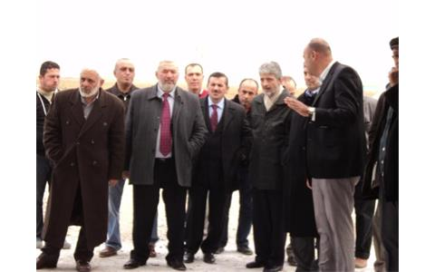 Sincan Mayor Mustafa Tuna Visited Region